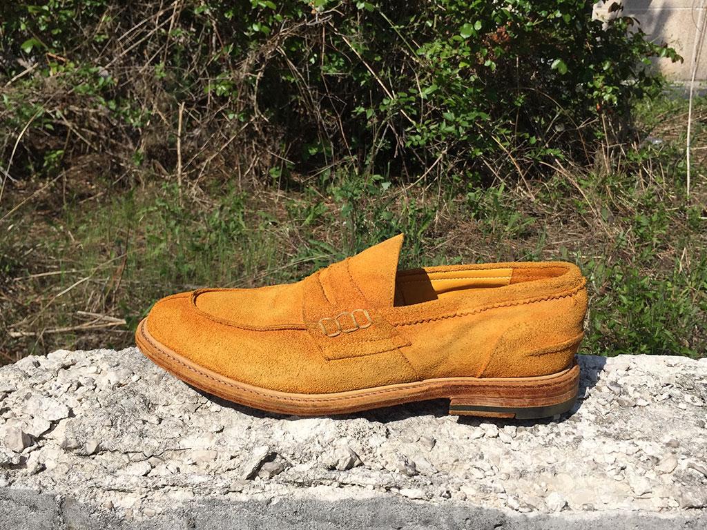mauron shoes progettazione
